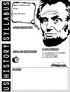 U.S. History, American Government, Civics &