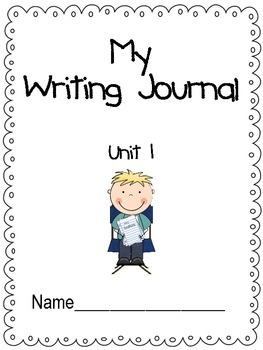 Units 1-6 Writing Prompts Bundle Pack Treasures Series