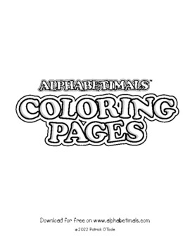 letters coloring pages # 46