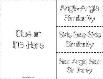 Using Triangle Similarity Theorems to Solve Problems