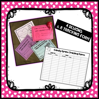 Printable Valentine39s Day Candy Grams Candy grams Free