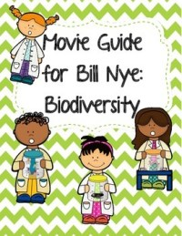 Video Worksheet (Movie Guide) for Bill Nye