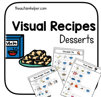 Visual Recipes for Children with Autism: Rice Krispies and