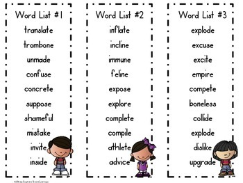 Vowel Consonant Silent E Syllables (vce syllables) by