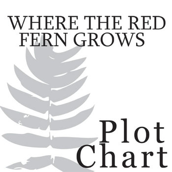 WHERE THE RED FERN GROWS Plot Chart Analyzer Diagram Arc