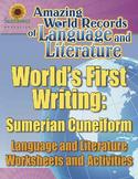 Cuneiform Worksheets Amp Teaching Resources