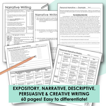 Examples Of Expository Essay Topics