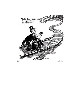 WWII: Appeasement Notes & Dr. Seuss Political Cartoons by