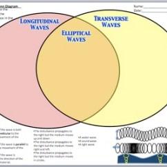 Venn Diagram Of Transverse And Longitudinal Waves S13 Sr20det Blacktop Wiring Wave Types By Rafael Navarro Teachers Pay