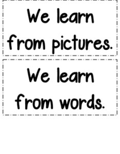 We are readers anchor charts and posters also by ali mills tpt rh teacherspayteachers