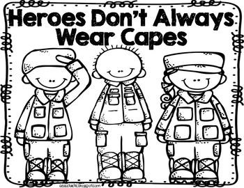 American Heroes for Little Learners(Freebie) by Mel D