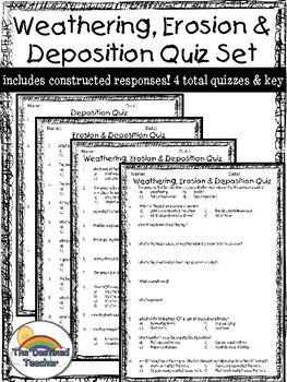 Section 51 Weathering Worksheet Answers