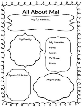 Welcome to Third Grade-Back to School Activities by