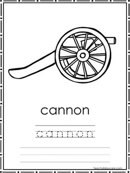 Westward Expansion Coloring Book worksheets. Preschool-2nd