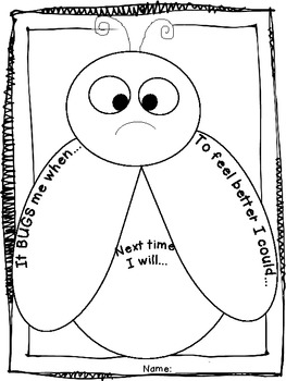 What's BUGGING you? Behavior Awareness Packet by The