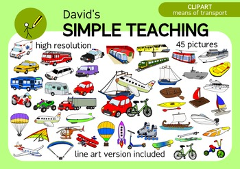 Where Do We Go Means Of Transport Clipart With Free