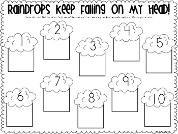 Wild and Wacky Weather! Math and Literacy Activities by