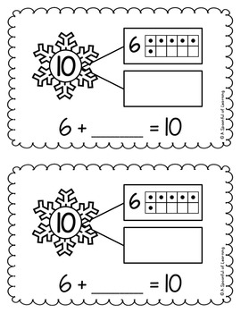 Winter Fun Unit! Math and Literacy Activities! by A
