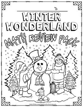 Worksheets Fourth Grade Winter Math. Worksheets. Best Free