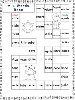 Winter Themed Reading Centers and Activities- second grade