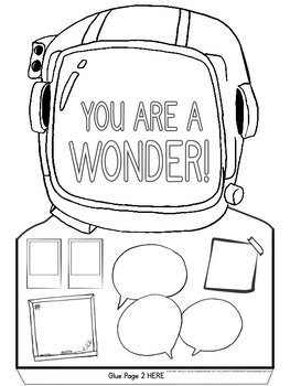 Wonder Freebie: Wonder Kindness Poster by Art with Jenny K