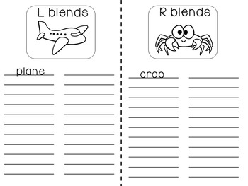 Word Wall and Phonics Spelling Journal by First Grade