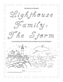 Workbooks for Readers and Writers: Lighthouse Family The