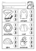 Winter Literacy Worksheets and Activities No Prep by