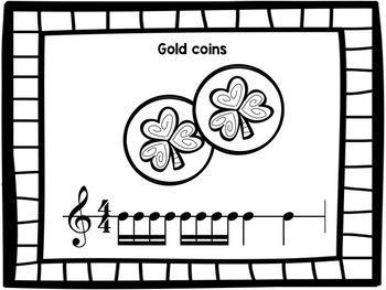 Write the Room Music: Lucky Leprechauns (4/4 Edition) by