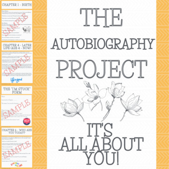 Write your own AUTOBIOGRAPHY project! by Middle School Mix
