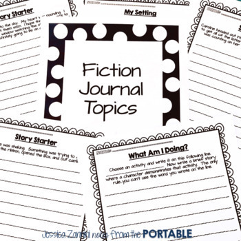 Fictional Narrative Writer's Workshop (Grades 4-5) by