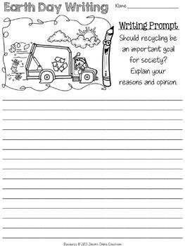 Writing Prompts Bundle {Narrative, Informative & Opinion