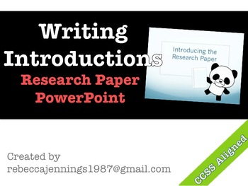 research paper companies