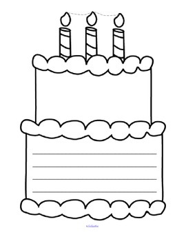 Writing and Drawing Templates, with Themed Shapes (Sample