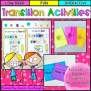 End Of Year Transition Activities By Lauren Fairclough Tpt