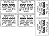 Free 7th grade Test Preparation Fun Stuff Resources