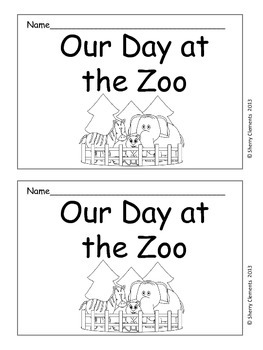 Zoo Addition Word Problems Addends to 10 My TpT Products