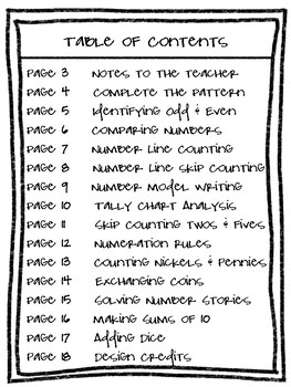 First Grade Exit Tickets (Everyday Math Unit 3) by KMS
