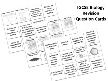 Igcse Biology Classified Past Papers Pdf
