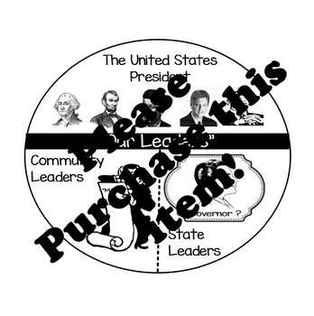 Our Leaders :Pearson My World Texas Social Studies Gr. 2
