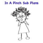 Emergency Substitute Lesson Plans- Kindergarten (Smelly