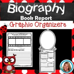 Biography Book Report