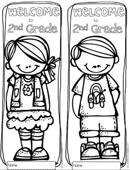 Free Welcome to Any Grade {Pre-K through 6th... by Hello
