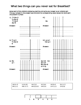 Riddle Worksheet By Teach 2 Impact
