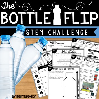 water bottle flip stem