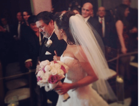David Nehdar wedding day photo | Eceleb-Gossip