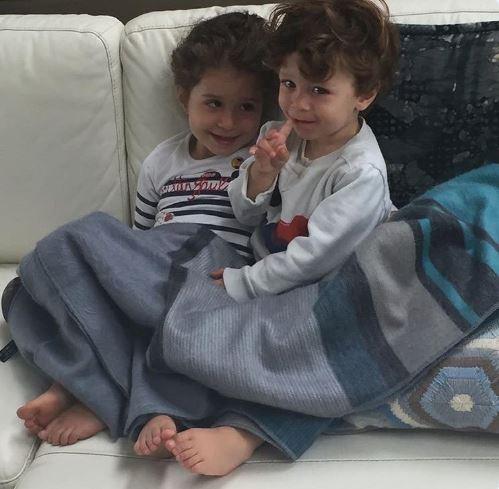 Marielle Hadid children, kids, son, daughter