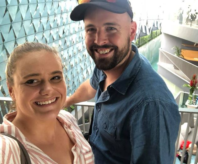Alicia Blythe boyfriend, partner, married