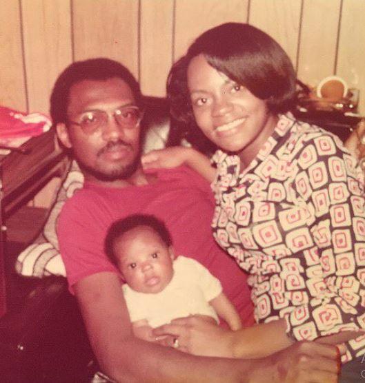 Athena Jones parents