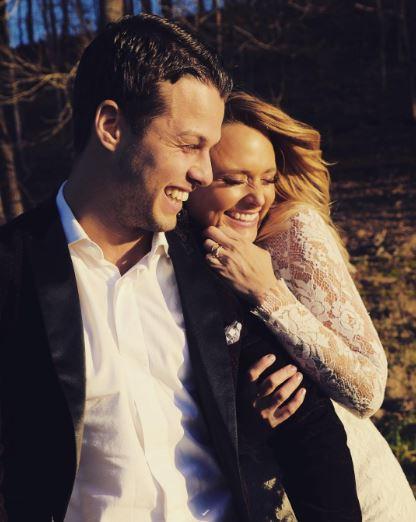 Brendan McLoughlin wife, wedding